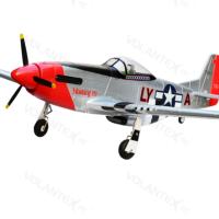 P51 Mustang 1.4m warbird RTF