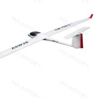 ASW28 2.6m Plastic Unibody Scale Glider RTF