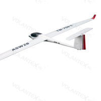 ASW28 2.6m Plastic Unibody Scale Glider PNP